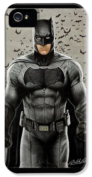 Batman Ben Affleck IPhone 5 Case