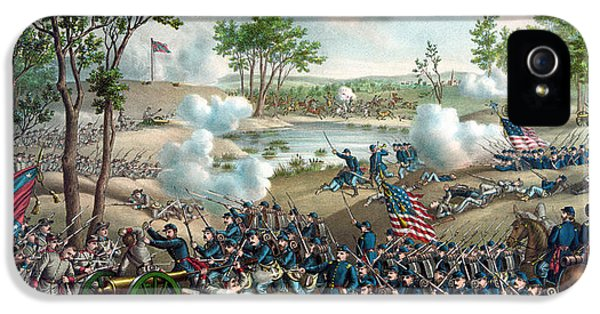 Battle Of Cold Harbor IPhone 5 Case