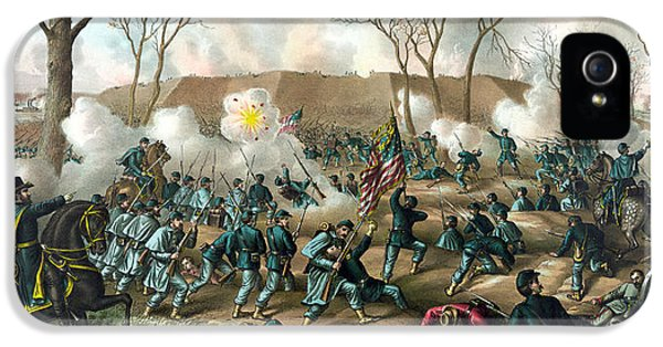 Battle Of Fort Donelson IPhone 5 Case
