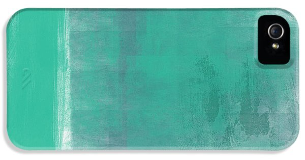 Beach Glass 2 IPhone 5 Case by Linda Woods