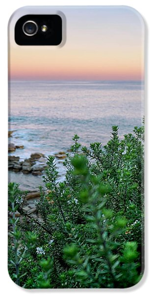 Featured Images iPhone 5 Case - Beach Retreat by Az Jackson