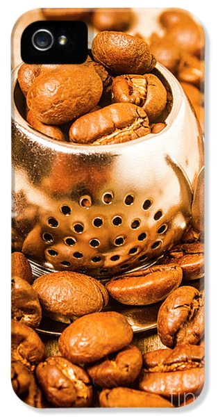 Beans The Little Teapot IPhone 5 Case by Jorgo Photography - Wall Art Gallery