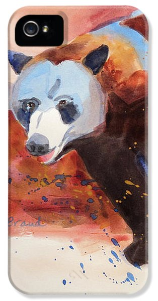 Bear Family Outing IPhone 5 Case