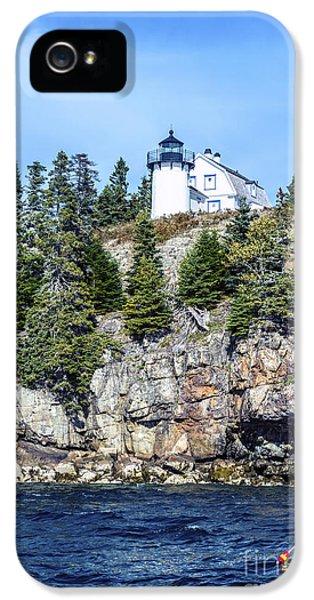 Bear Island Lighthouse IPhone 5 Case
