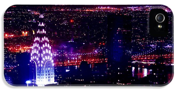 Beautiful Manhattan Skyline IPhone 5 Case by Az Jackson
