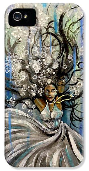 iPhone 5 Case - Beautiful Struggle by Artist RiA