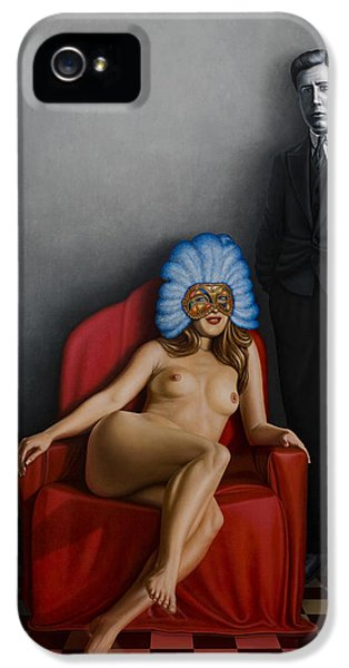 Beauty Of The Carnival IPhone 5 Case by Horacio Cardozo