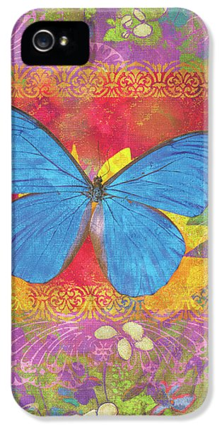 Insect iPhone 5 Case - Beauty Queen Butterfly by JQ Licensing