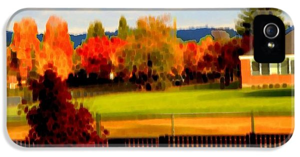 Beaverton H.s. 2 IPhone 5 Case by Terence Morrissey