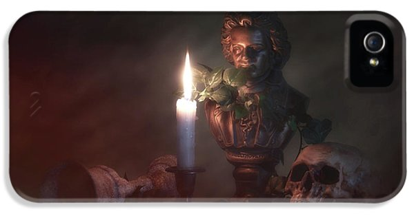 Beethoven By Candlelight IPhone 5 Case