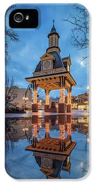 Bell Tower  In Beaver  IPhone 5 Case