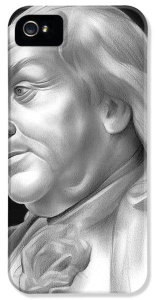 Ben Franklin IPhone 5 Case