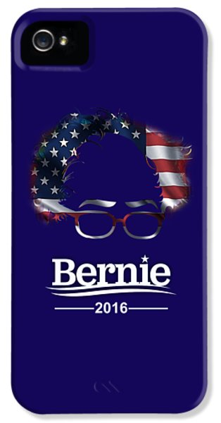 Bernie Sanders 2016 IPhone 5 / 5s Case by Marvin Blaine