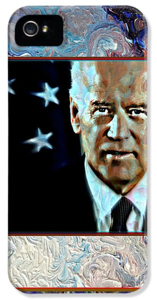 Biden IPhone 5 Case