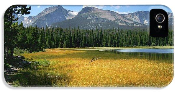 Autumn At Bierstadt Lake IPhone 5 Case