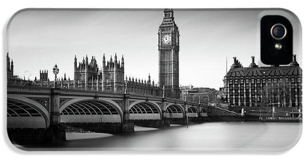 Big Ben IPhone 5 Case by Ivo Kerssemakers