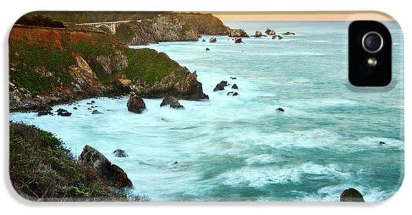 Big Sur Sunrise IPhone 5 Case