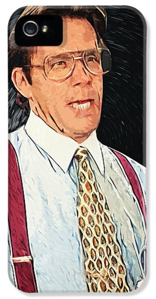 Bill Lumbergh - Office Space IPhone 5 Case