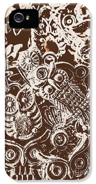 Birds From The Old World IPhone 5 Case