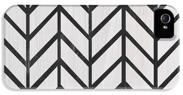 Black And White Quilt IPhone 5 Case