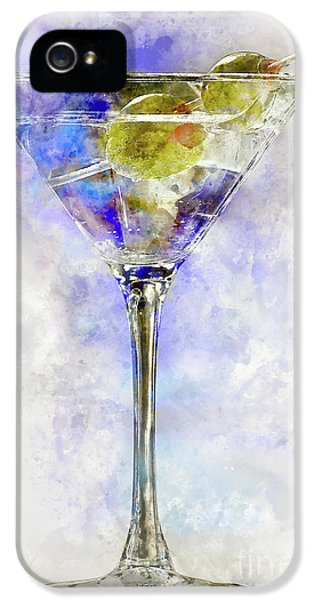 Blue Martini IPhone 5 Case
