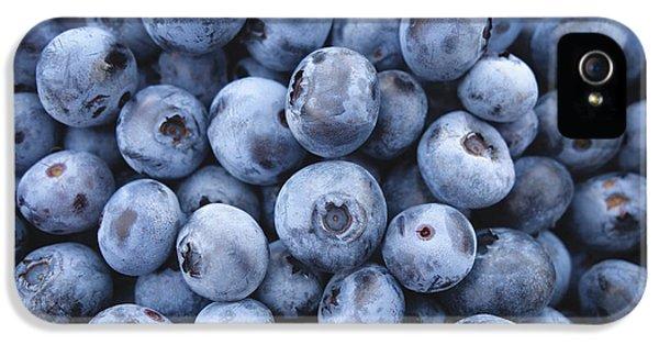 Blueberries IPhone 5 Case