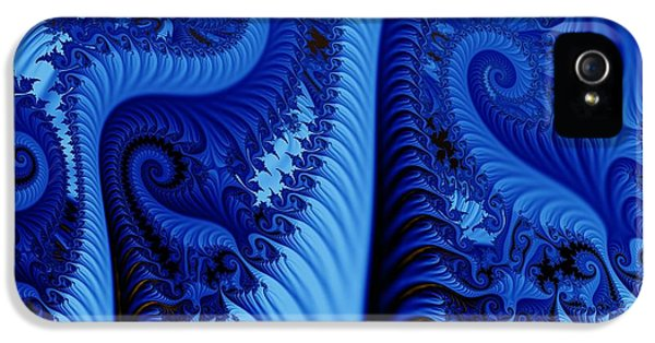 Blues IPhone 5 Case by Ron Bissett