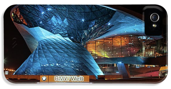 Bmw Welt IPhone 5 Case by Nichola Denny