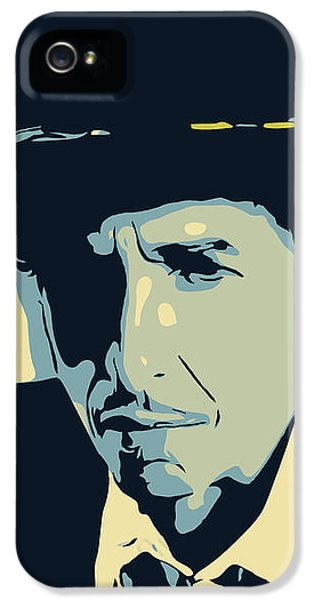 Bob Dylan IPhone 5 Case