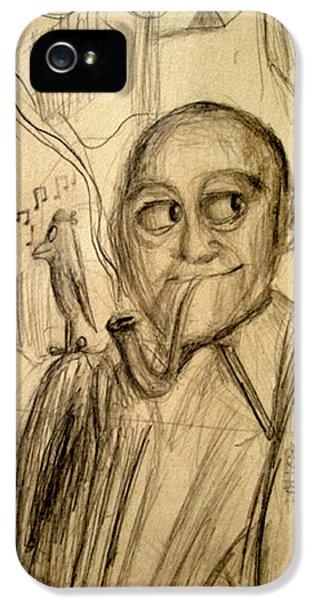 Bob Hope's Dream IPhone 5 Case by Michael Morgan
