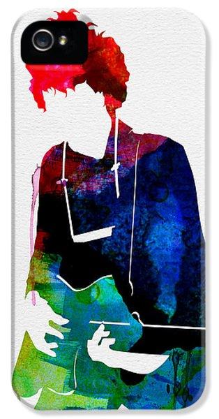Bob Watercolor IPhone 5 / 5s Case by Naxart Studio