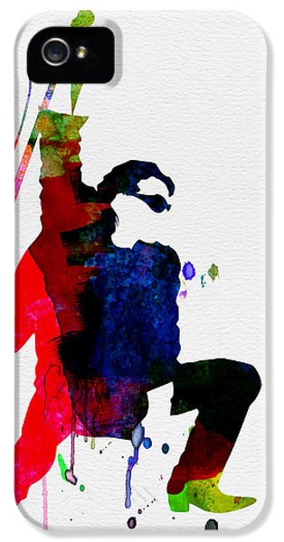 Bono Watercolor IPhone 5 Case