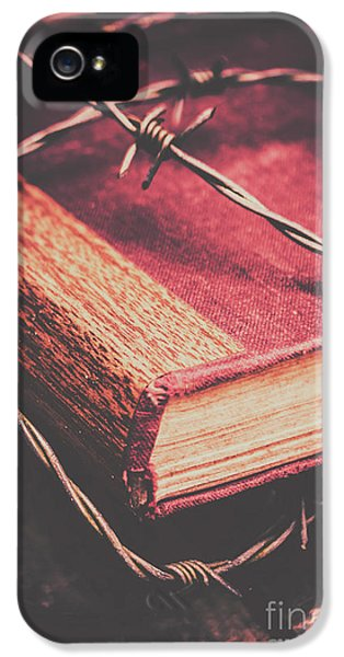 Book Of Secrets, High Security IPhone 5 Case by Jorgo Photography - Wall Art Gallery