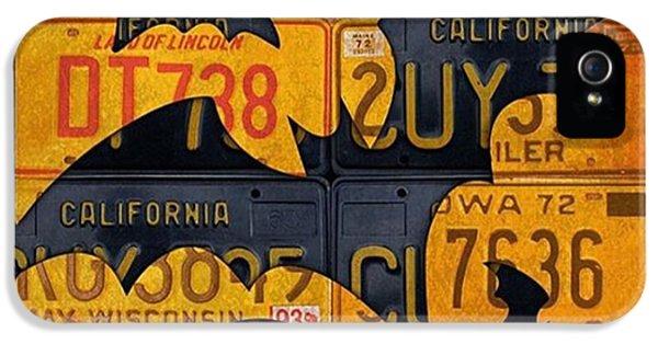 #boo  @fineartamerica #licenseplates IPhone 5 Case