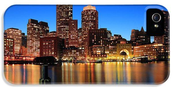 Boston Aglow IPhone 5 Case