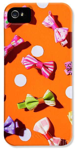IPhone 5 Case featuring the photograph Bow Tie Party by Jorgo Photography - Wall Art Gallery