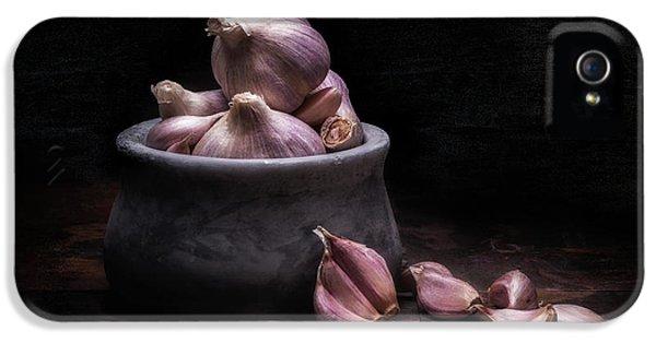 Bowl Of Garlic IPhone 5 Case