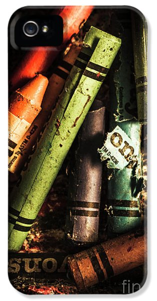 Breakdown Of Color IPhone 5 / 5s Case by Jorgo Photography - Wall Art Gallery