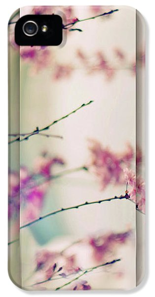 IPhone 5 Case featuring the photograph Breezy Blossom Panel by Jessica Jenney