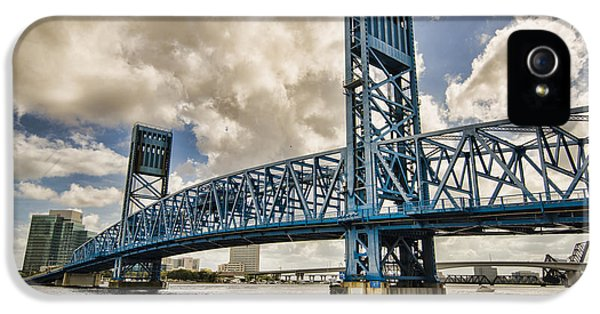 Bridge Of Blues IPhone 5 Case