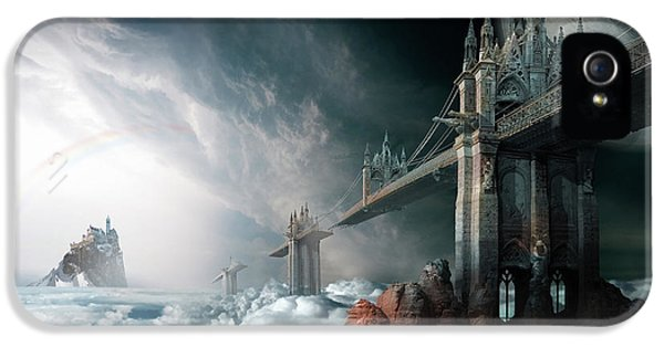 Bridges To The Neverland IPhone 5 Case