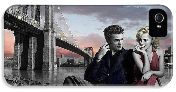 Brooklyn Bridge IPhone 5 Case by Chris Consani
