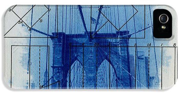 Brooklyn Bridge IPhone 5 Case