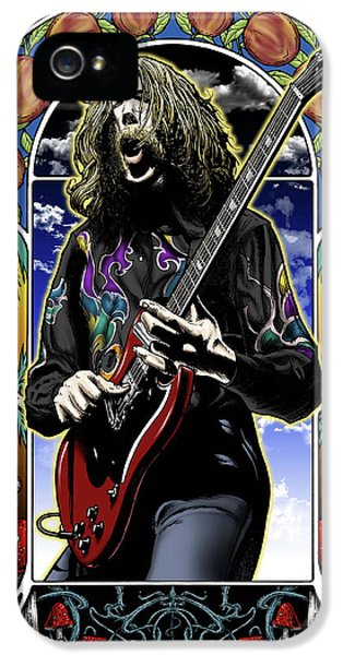 Eric Clapton iPhone 5 Case - Brother Duane by Gary Kroman