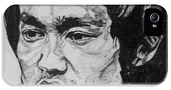 Bruce Lee IPhone 5 Case