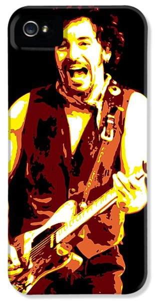 Bruce Springsteen IPhone 5 Case