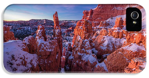 Bryce Tales IPhone 5 Case