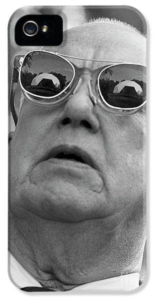 Buckminster Fuller IPhone 5 Case by The Harrington Collection