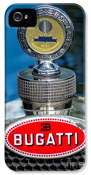 Bugatti Car Emblem IPhone 5 Case
