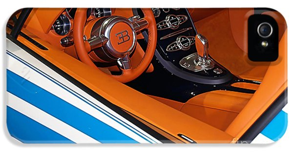 Bugatti IPhone 5 Case by Marvin Blaine